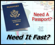 need a passport fast